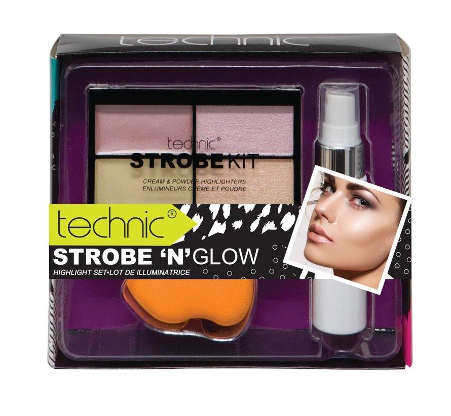Strobe 'n' Glow Gift Set