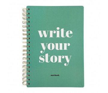 Stationery Notebook Write Your Story