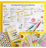 Sticker Desk Planner