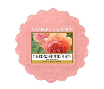 Yankee Candle Sun-Drenched Apricot Rose - Tart
