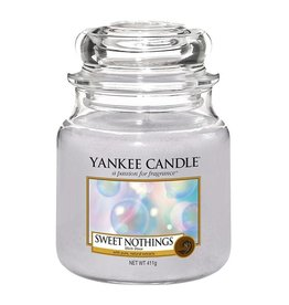 Yankee Candle Sweet Nothings - Medium Jar