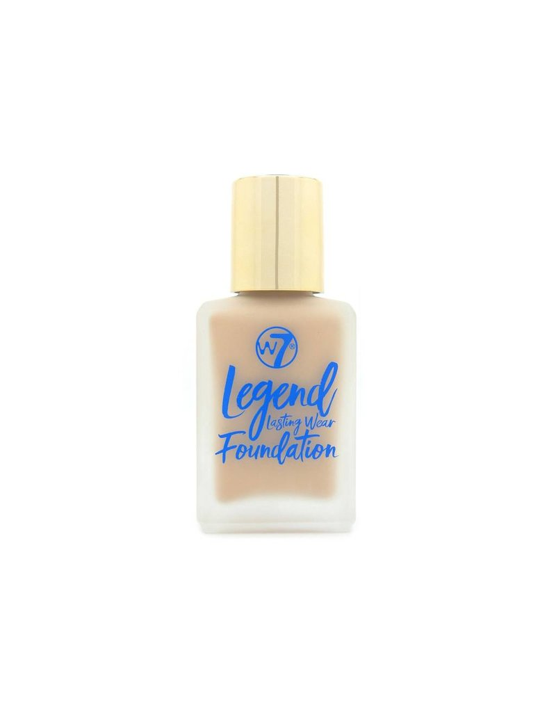W7 Make-Up Legend Foundation - Fresh Beige