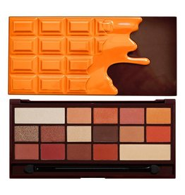 Makeup Revolution I Heart Chocolate Orange