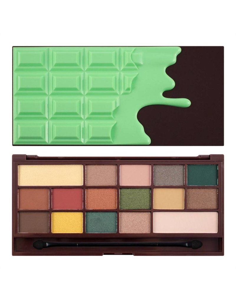 Makeup Revolution I Heart Chocolate - Mint