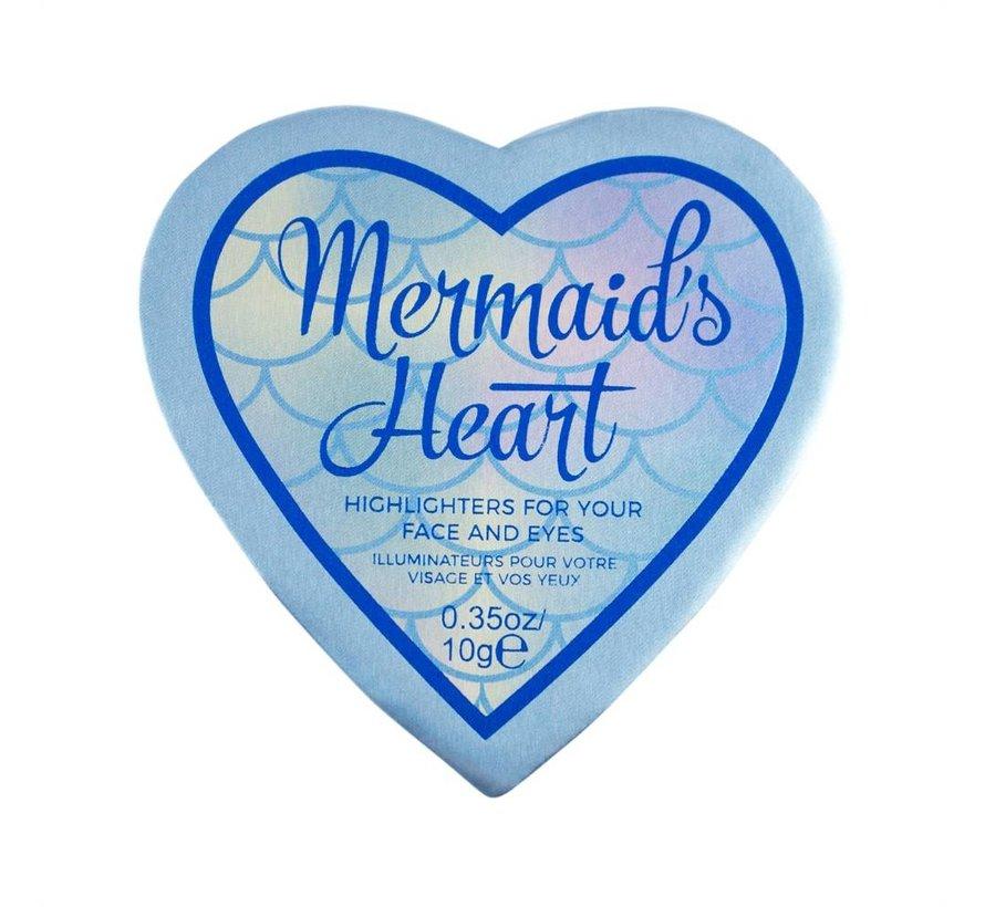 Hearts - Mermaid's Heart