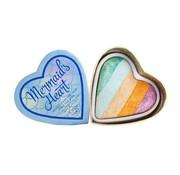 Makeup Revolution Hearts - Mermaid's Heart