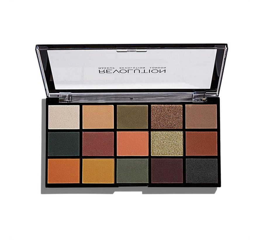 Re-loaded Palette - Iconic Division