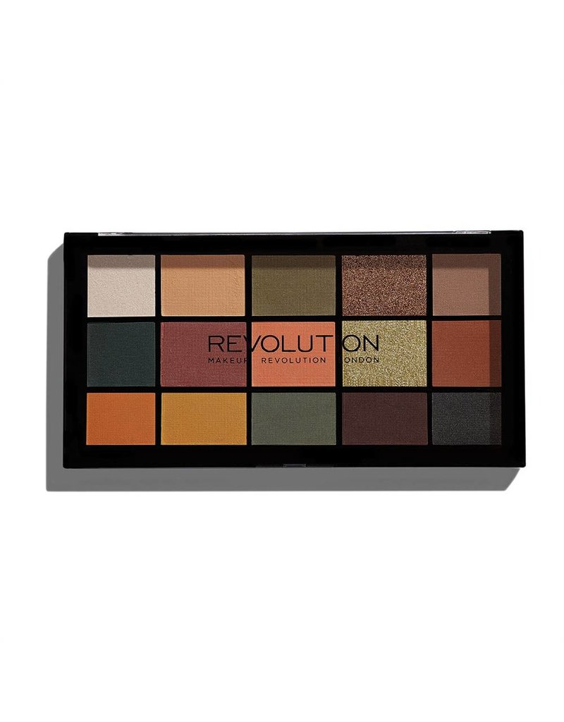 Makeup Revolution Re-loaded Palette - Iconic Division
