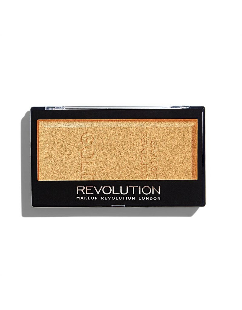 Makeup Revolution Ingot Highlighter - Gold