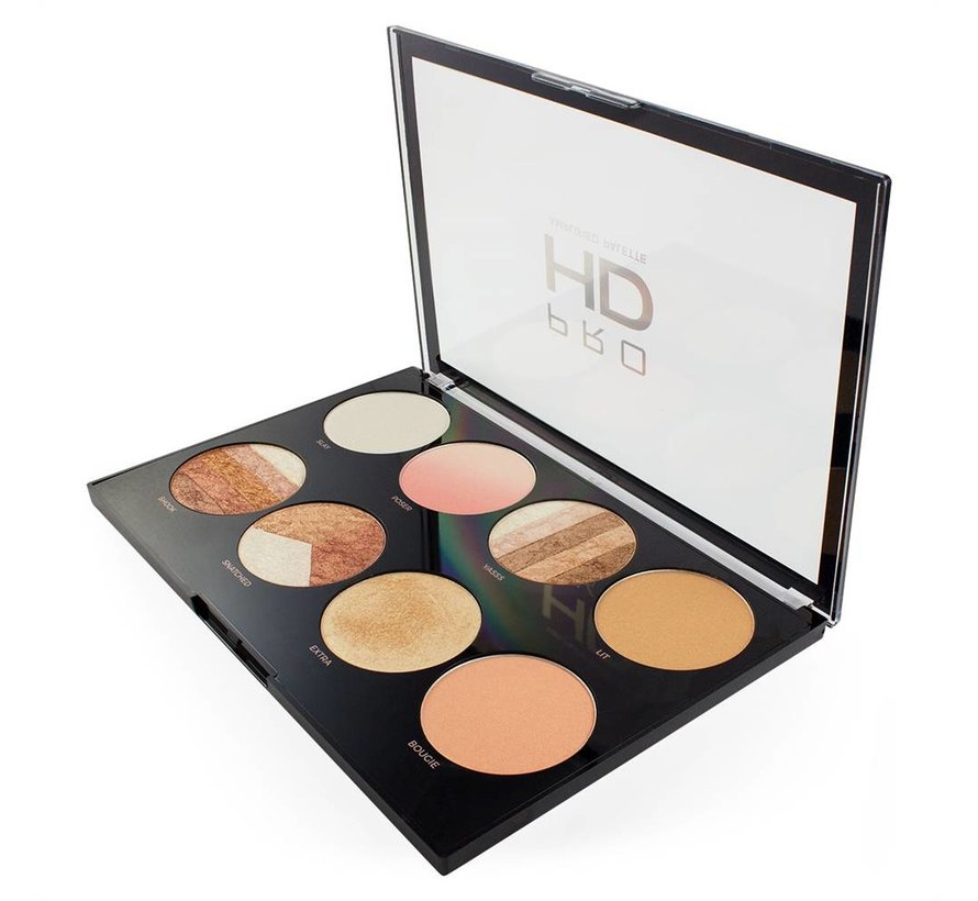 HD Pro Palette - Brighter Than My Future