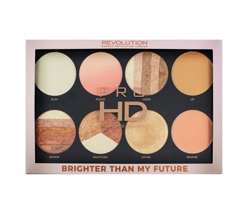 Makeup Revolution HD Pro Palette - Brighter Than My Future