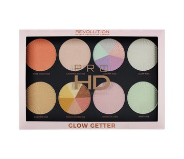 Makeup Revolution HD Pro Palette - Glow Getter