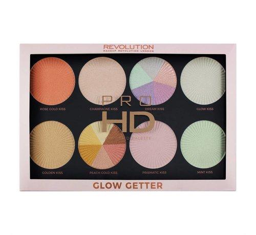 Makeup Revolution HD Pro Palette - Glow Getter