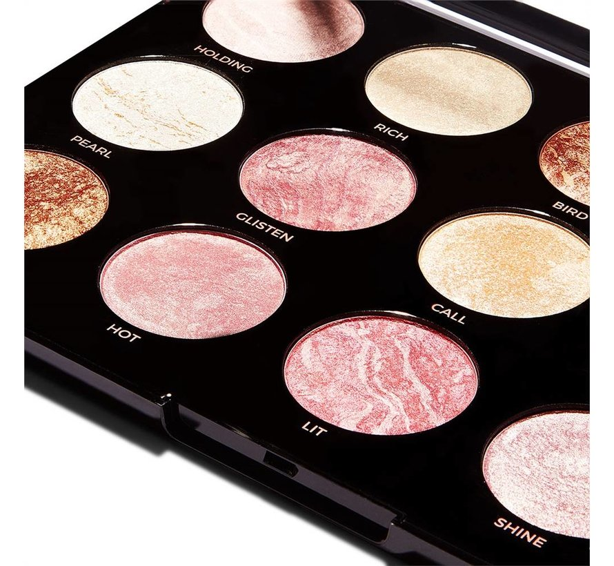 HD Pro Amplified Palette - Get Baked