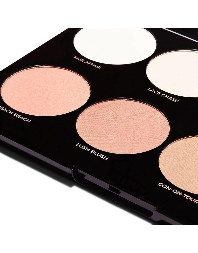 Makeup Revolution HD Pro Amplified Palette Mega Matte