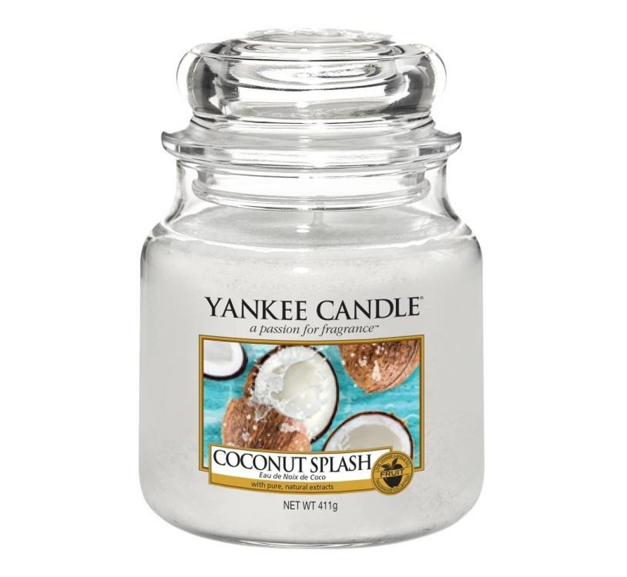 Coconut Splash -  Medium Jar