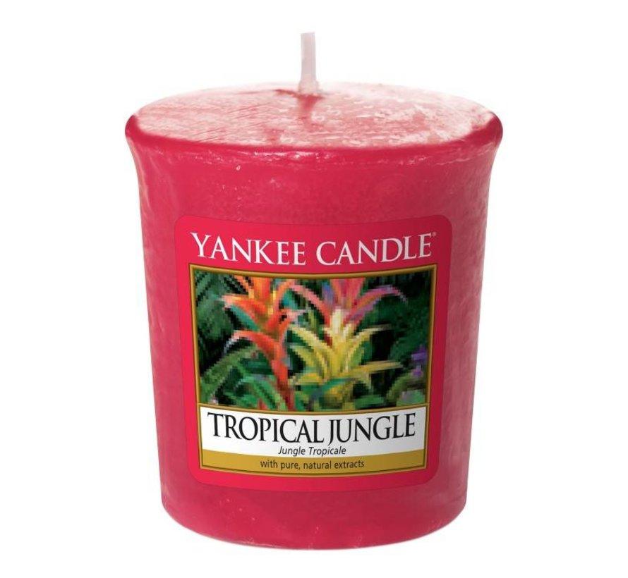 Tropical Jungle - Votive