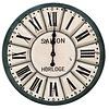 Wandklok Saison Horloge - Ø 60 cm