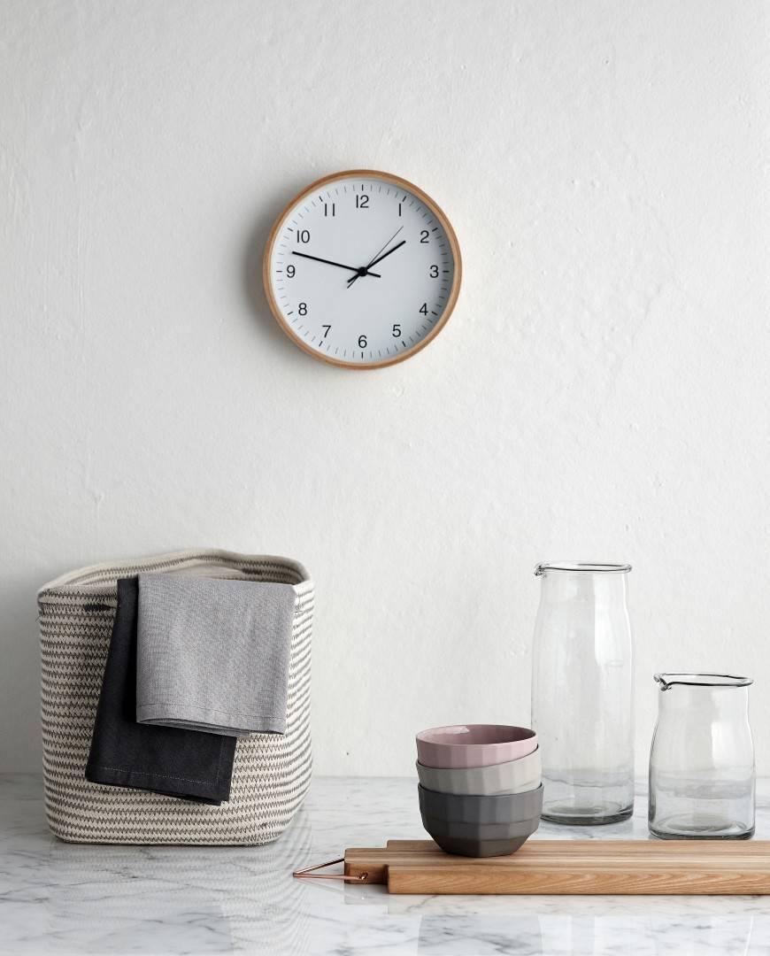 Tip: Een houten klok in huis!