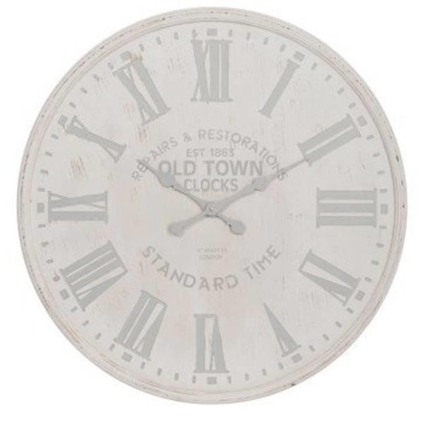 J-Line Wandklok Old Town Clocks - 60 cm