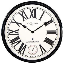 Nextime Wandklok Amsterdam Ø51,6 cm