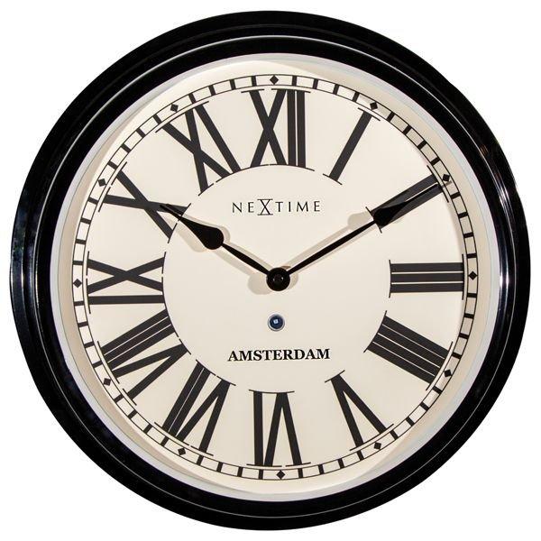 Nextime Wandklok Amsterdam Ø40,5 cm