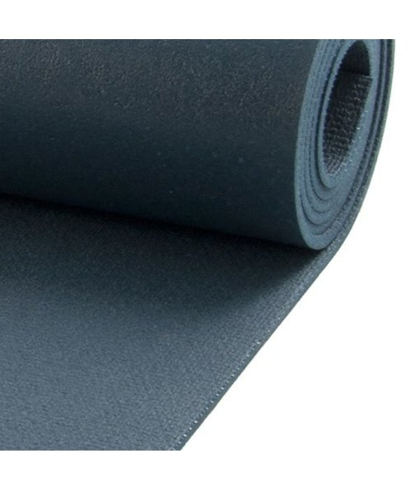 Yogamat travel premium blauw