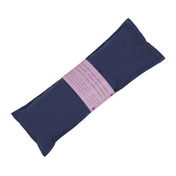 Oogkussen lavendel blauw