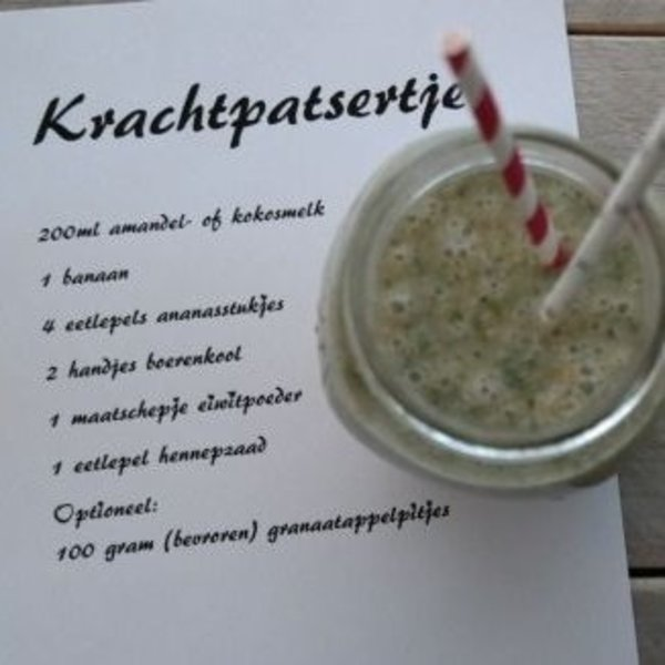 Warrior smoothie