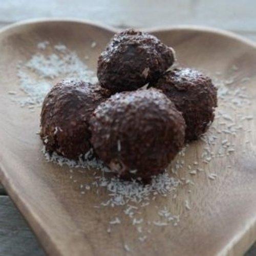 Pure kokosballetjes