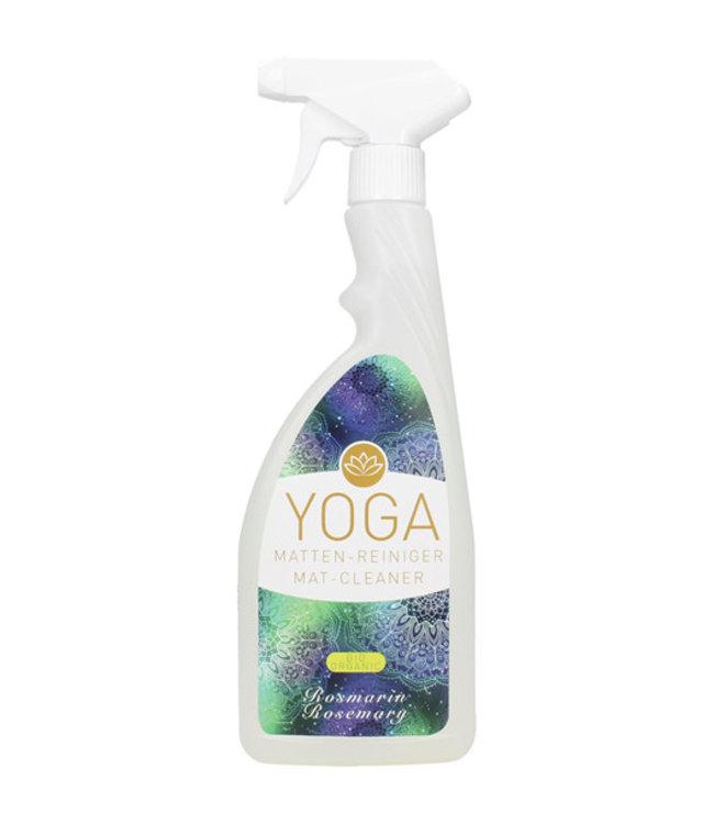 Yogamat cleaner rozemarijn