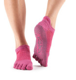 Yoga sokken extra grip ruby