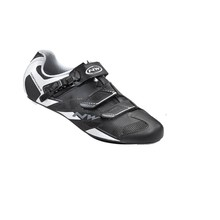 NORTHWAVE SCHOENEN RACE SONIC 2 SRS BLACK WHITE
