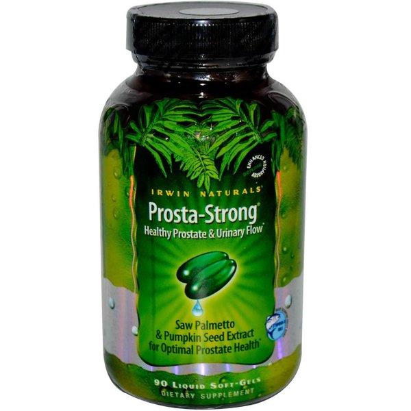 Irwin Naturals Prosta-Strong, 90 Liquid Softgel Kapseln