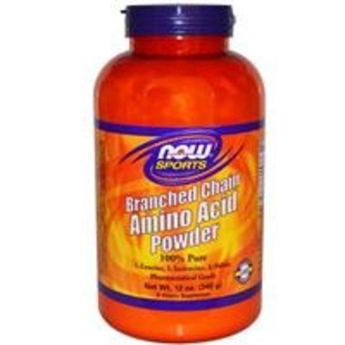 Now Foods Verzweigtkettige Aminosäure Pulver, 12 Unzen (340 g)