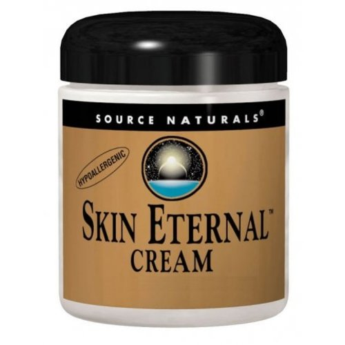 Source Naturals Skin Eternal Creme - mit Alpha-Liponsäure, DMAE, Ester-C und E und Co Q10 2 oz (56.7 g)