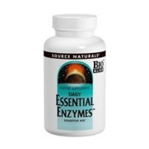 Source Naturals Essentielle Enzyme, 240 Stück, 500 mg
