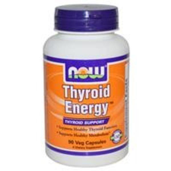 Now Foods Schilddrüsen-Energy, Schilddrüsen-Unterstützung, 90 Vcaps