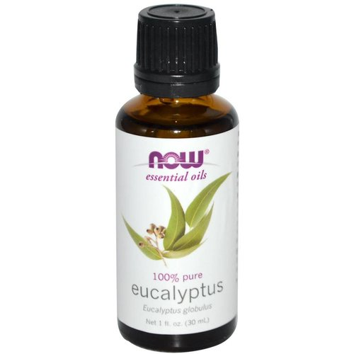 Now Foods 100% Eukalyptus Öl, 1 Flüssigunze (30 ml)