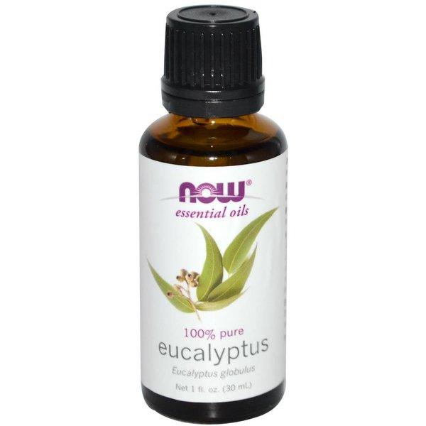 Now Foods 100% Eukalyptus Öl, 1 Flüssigunze (30 ml) NOW Essential
