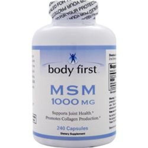 BODY FIRST (AllstarHealth) MSM (1000 mg) 240 Kapseln