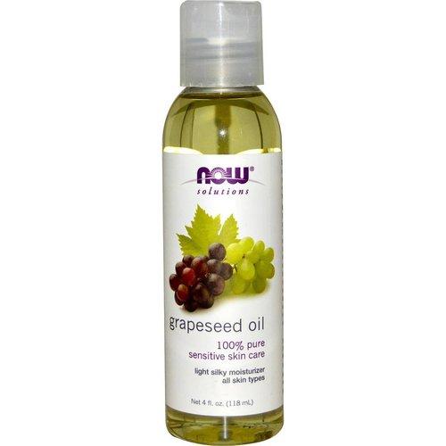 Now Foods Solutions, Traubenkernöl, 4 Flüssigunzen (118 ml)