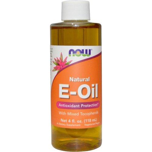Now Foods Now Foods, Natur E-Öl, 4 Flüssigunzen (118 ml)