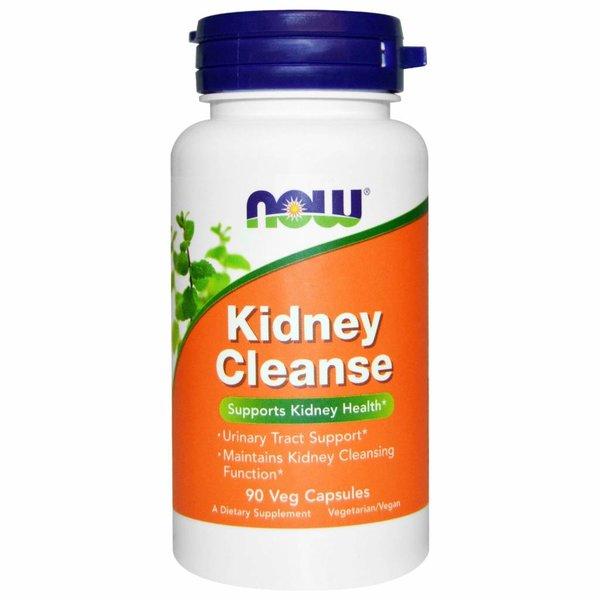 Now Foods Nierenreinigung - 90 Vegi-Kapseln (Kidney Cleanse) mit Harnwege Support