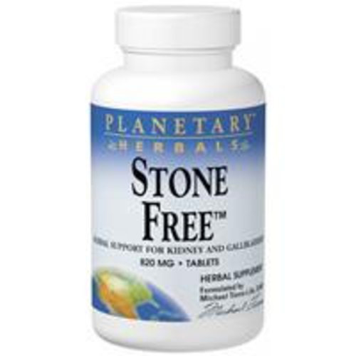Planetary Herbals Stone Free (Steinfrei), 820 mg, 180 Tabletten
