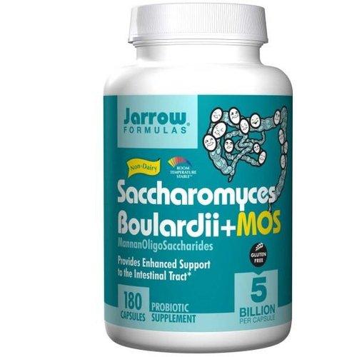 Jarrow Saccharomyces boulardii + MOS, 180 Kapseln gegen das Reizdarmsyndrom
