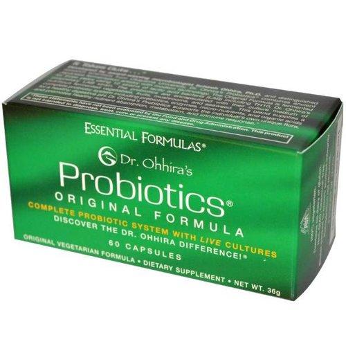 Essential Formulas Inc., Probiotika, Originalrezeptur, 60 Kapseln