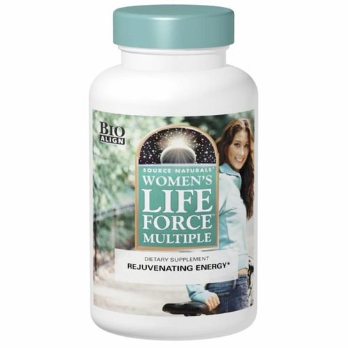 Source Naturals Life Force Multiple für Frauen (180 Tabletten)