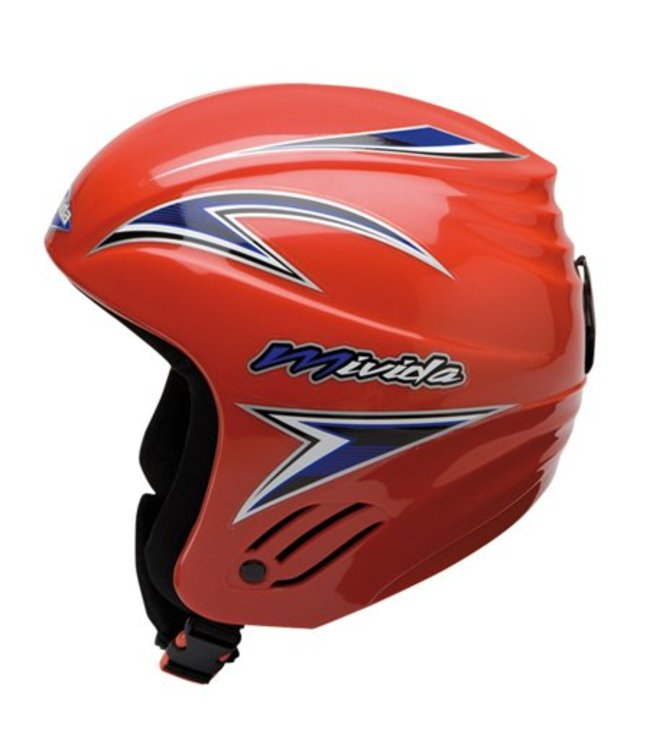 Mivida Ski helmet Pro red