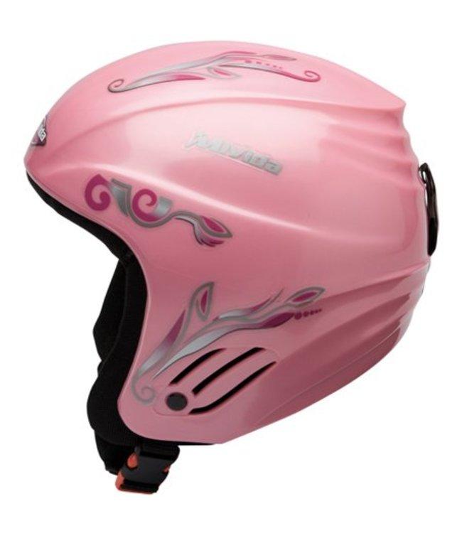 Mivida Ski helmet Pro Rose
